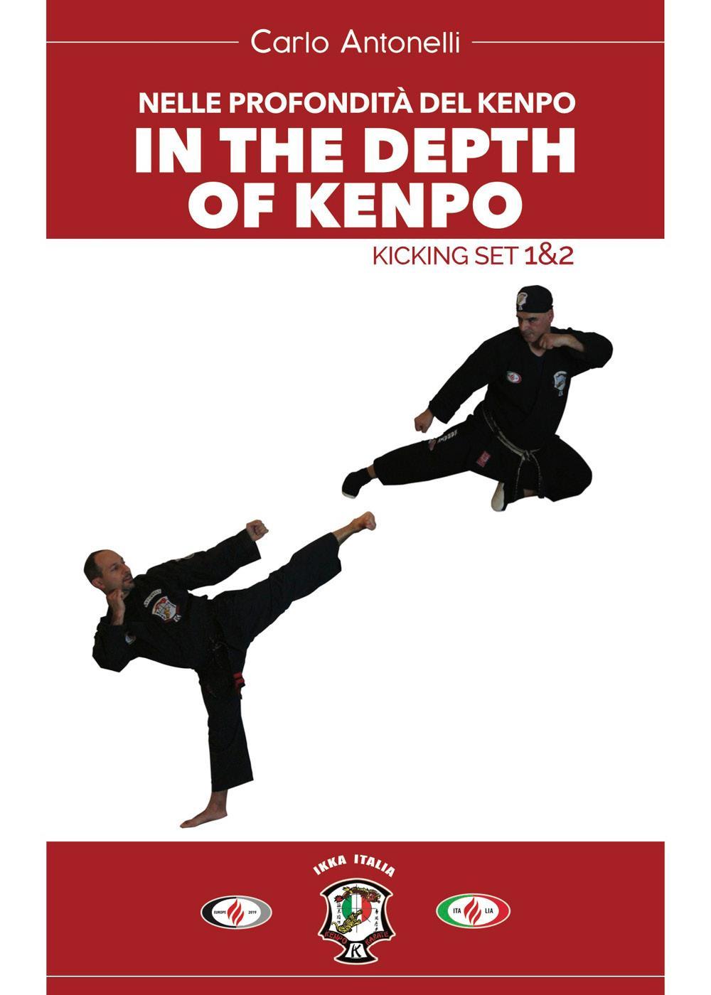 IN THE DEPTHS OF KENPO Kicking Set 1&2