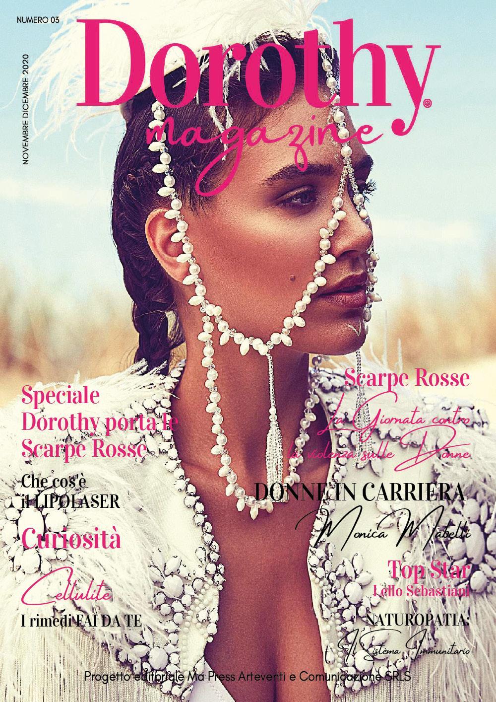 Dorothy Magazine N°03 Novembre Dicembre 2020