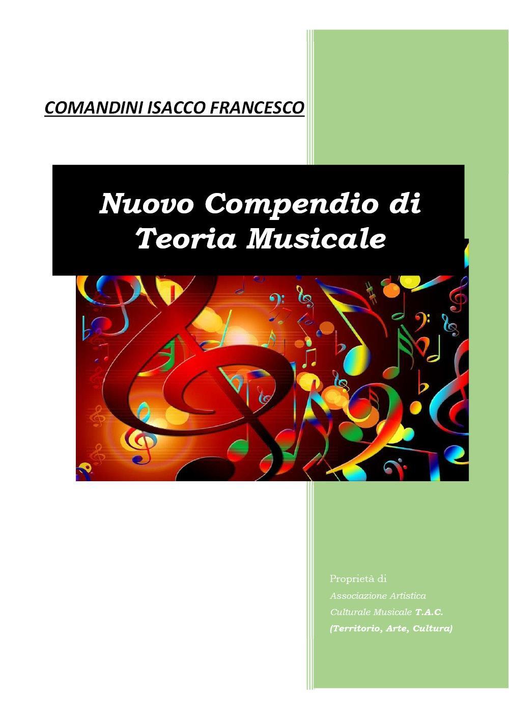 Nuovo Compendio di Teoria musicale