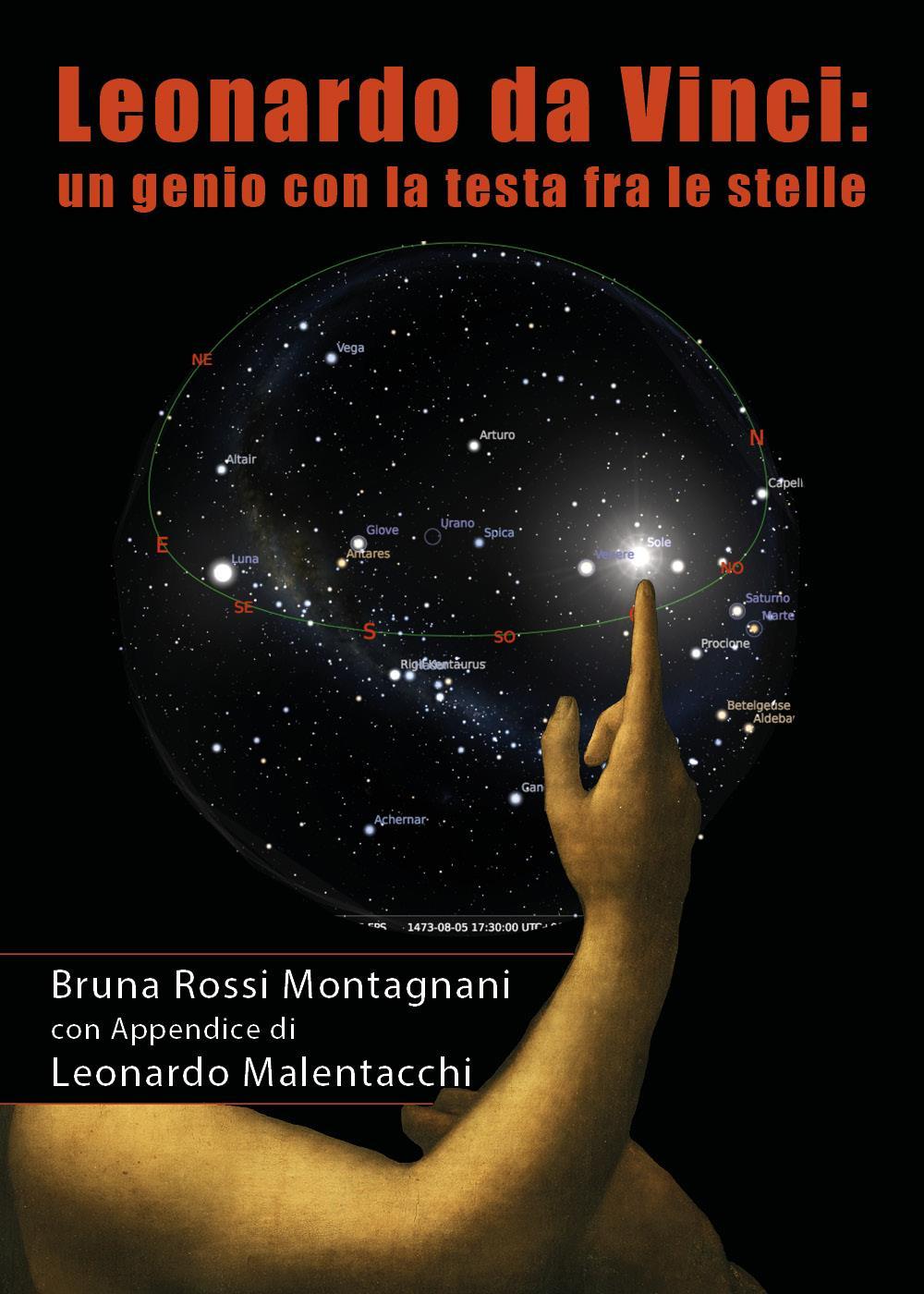 Leonardo da Vinci: un genio con la testa fra le stelle