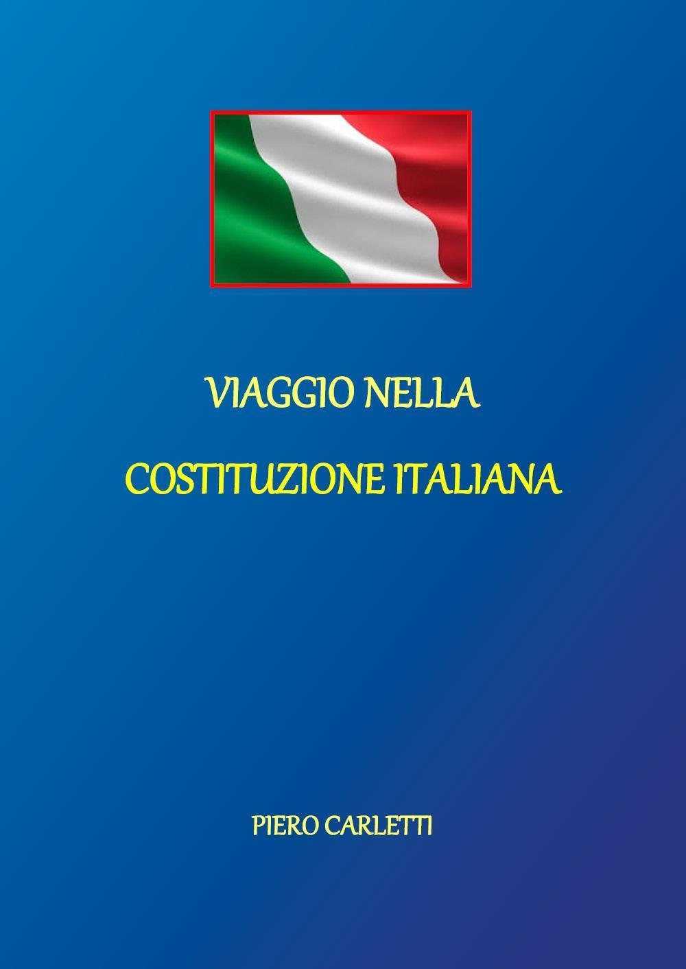 Viaggio nella costituzione italiana