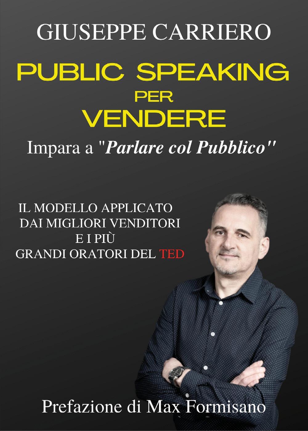 Public Speaking per vendere
