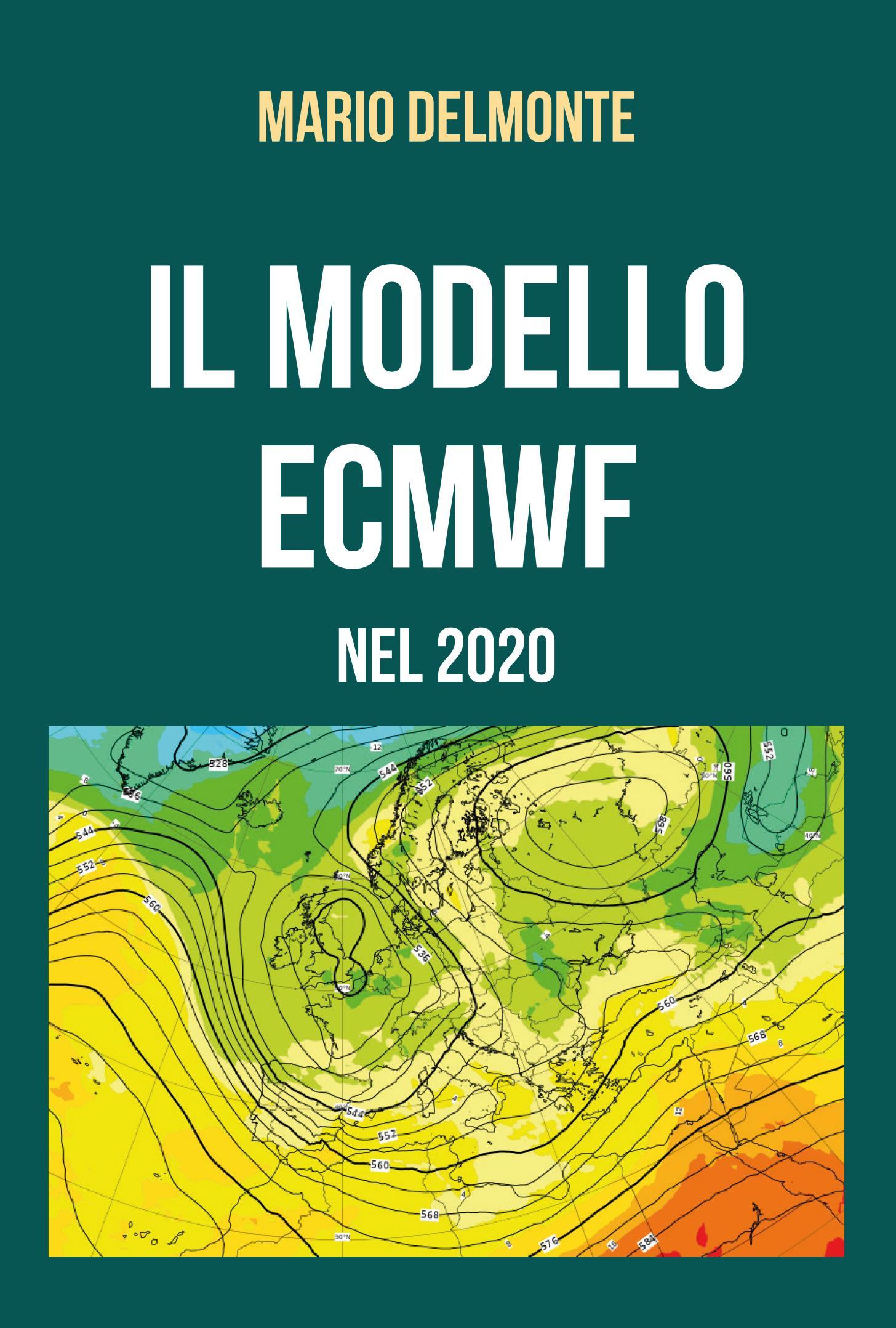 Il modello ECMWF nel 2020