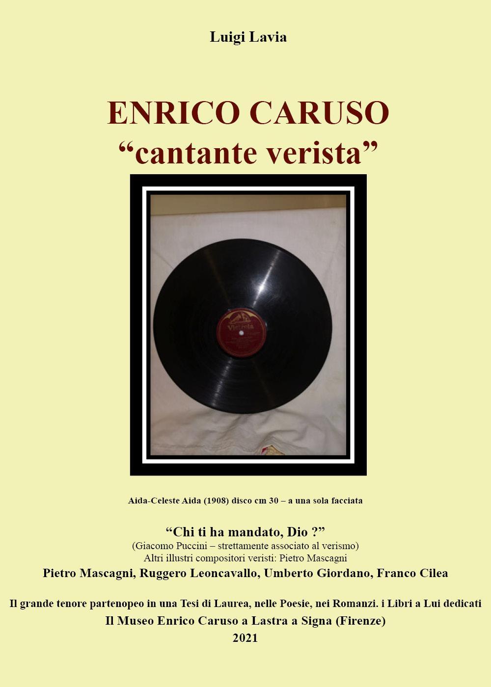 Enrico Caruso - Cantante verista