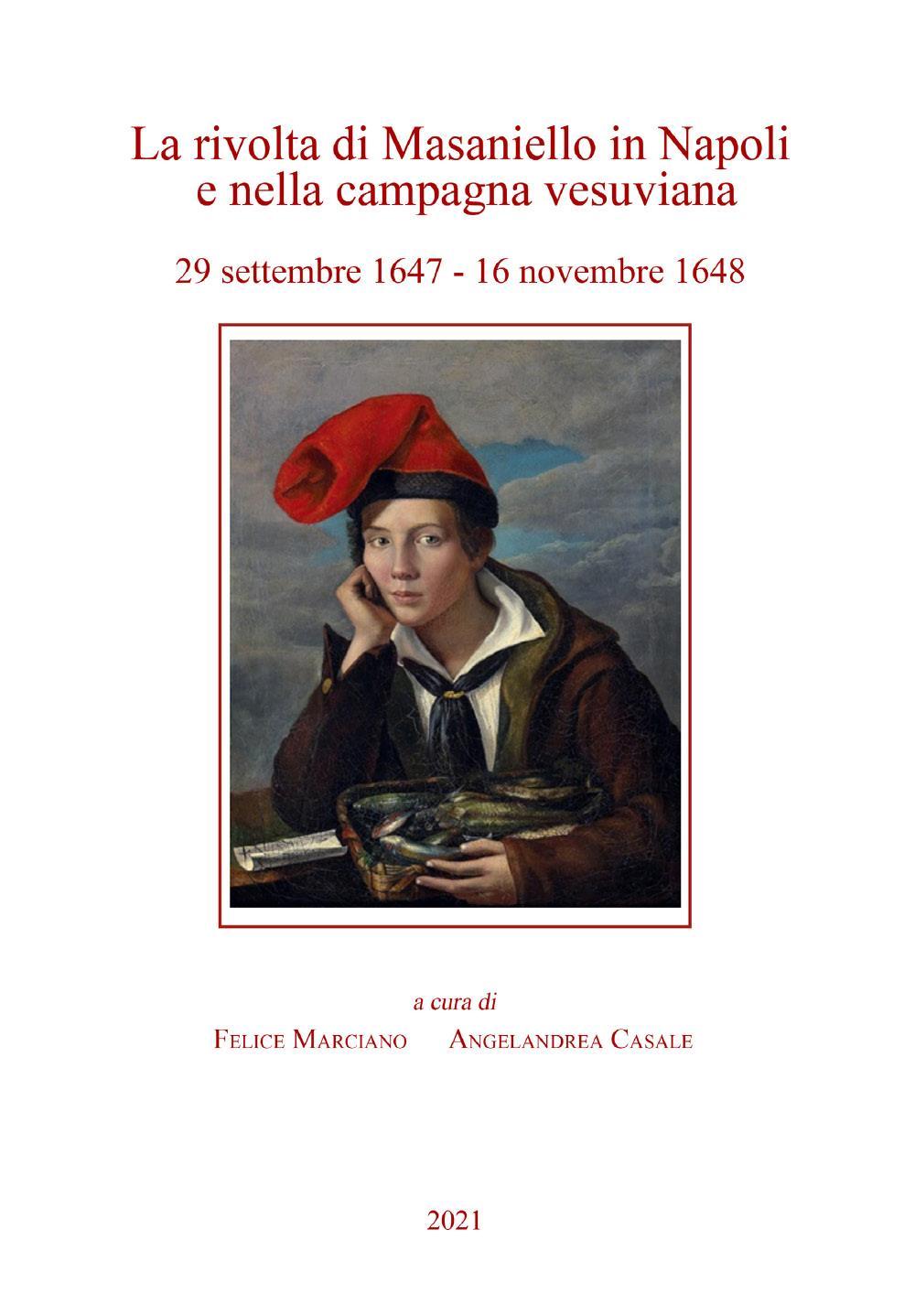 Rivolta di Masaniello in Napoli e nella campagna vesuviana