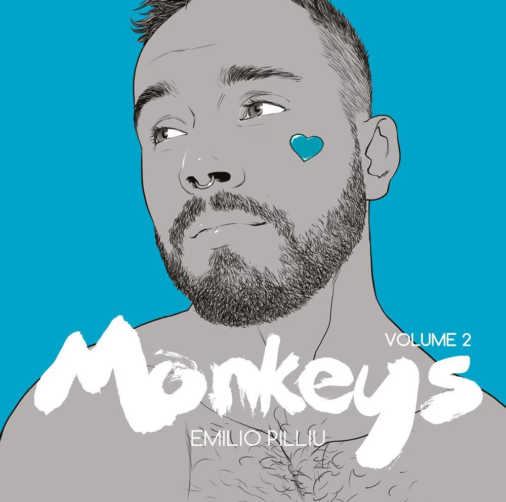 Monkeys. Volume 2