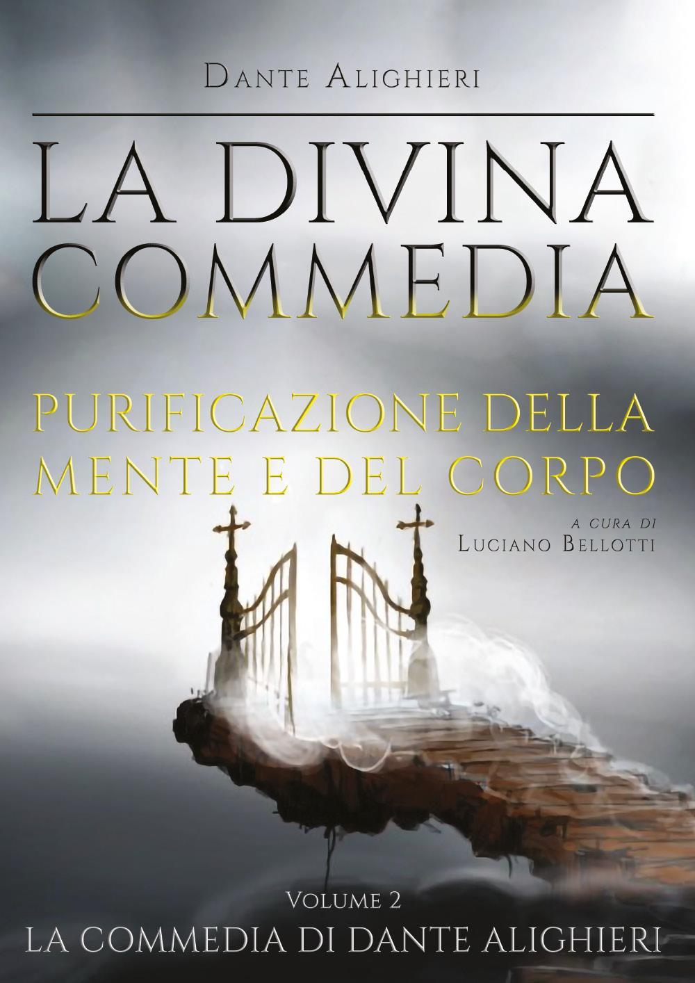 La Divina Commedia - Purgatorio