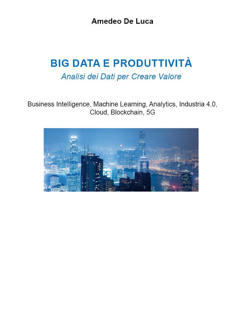 Big Data e Produttività