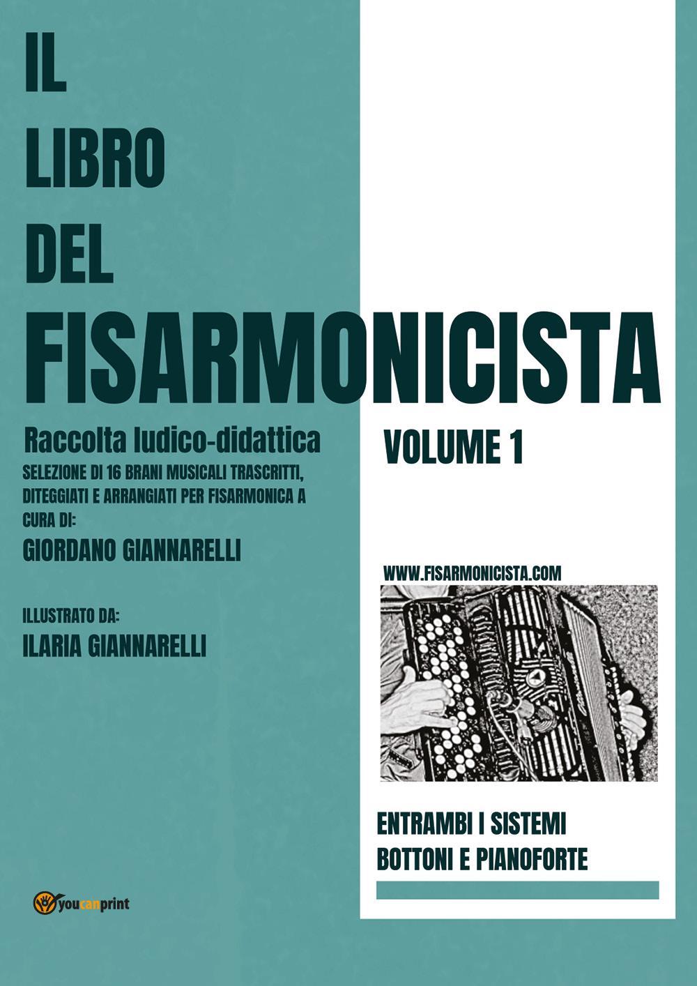 Il libro del fisarmonicista