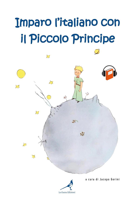 Imparo l'italiano con il Piccolo Principe