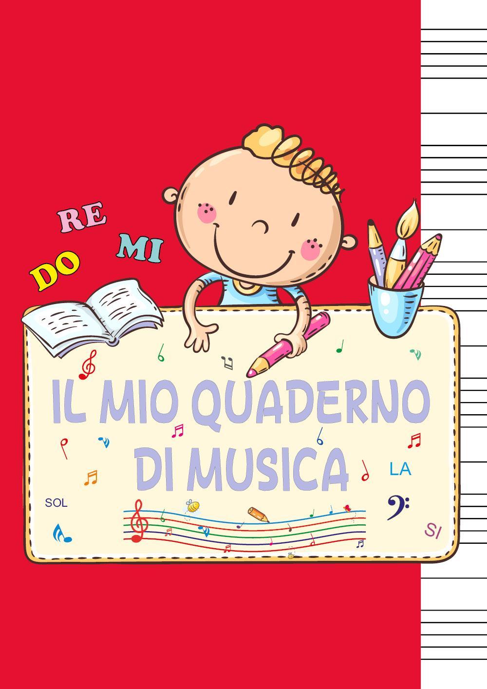 Il mio quaderno di musica