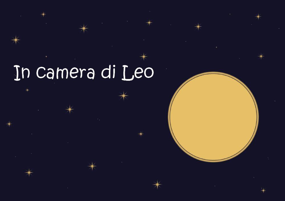In camera di Leo