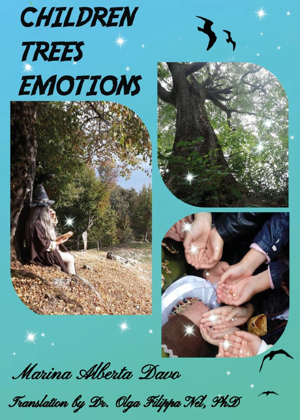 Children Trees Emotions