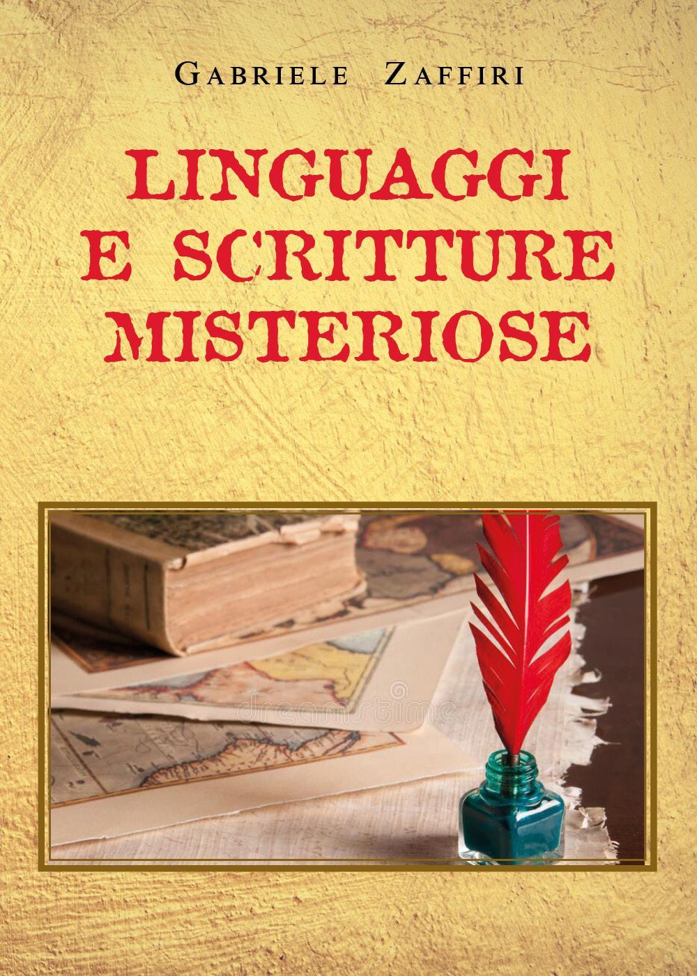 Linguaggi e scritture misteriose