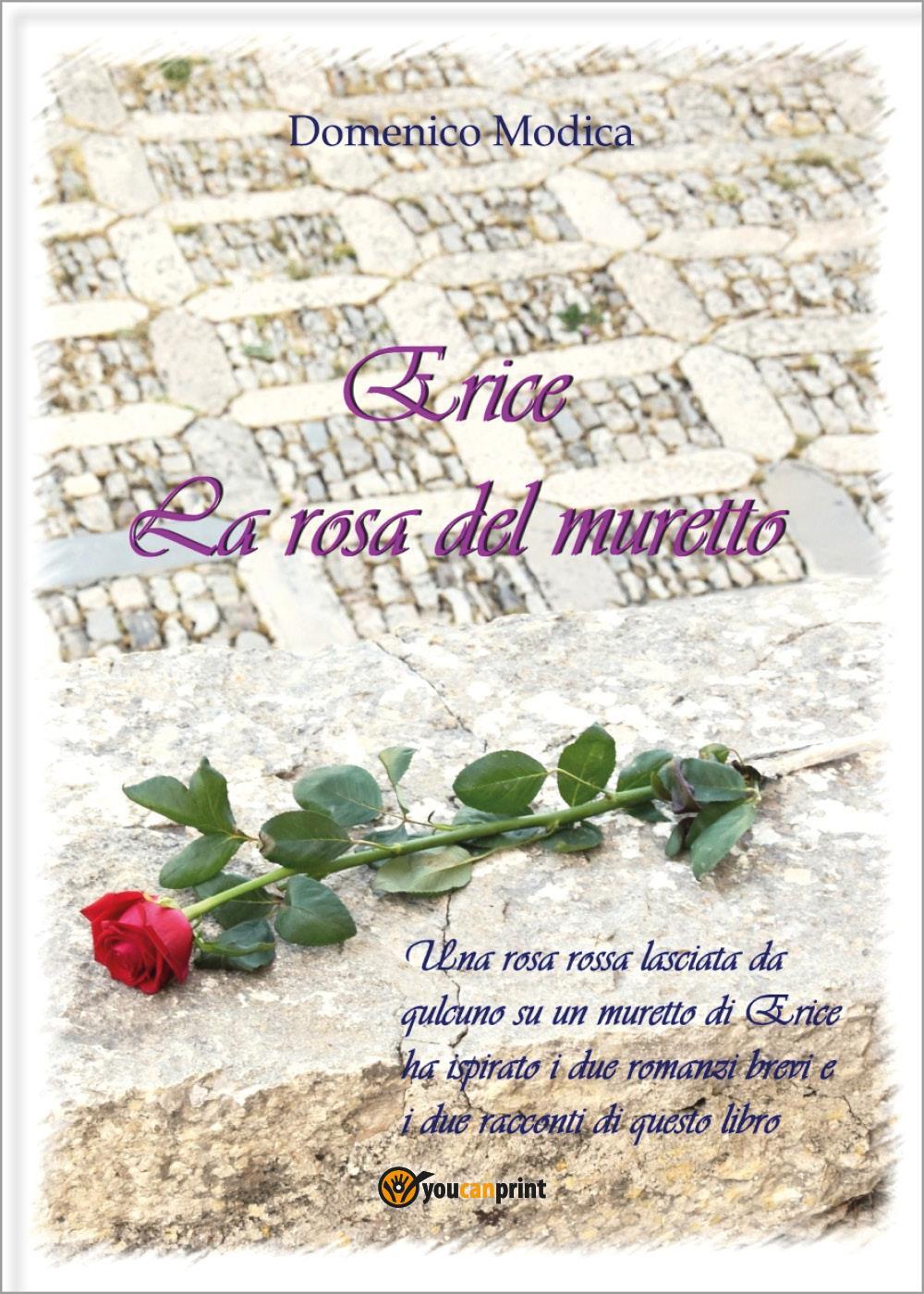 Erice - La rosa del muretto