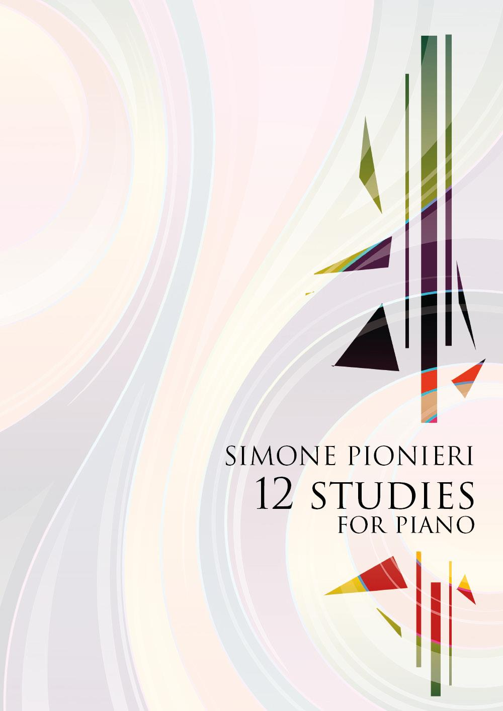 12 studies for piano