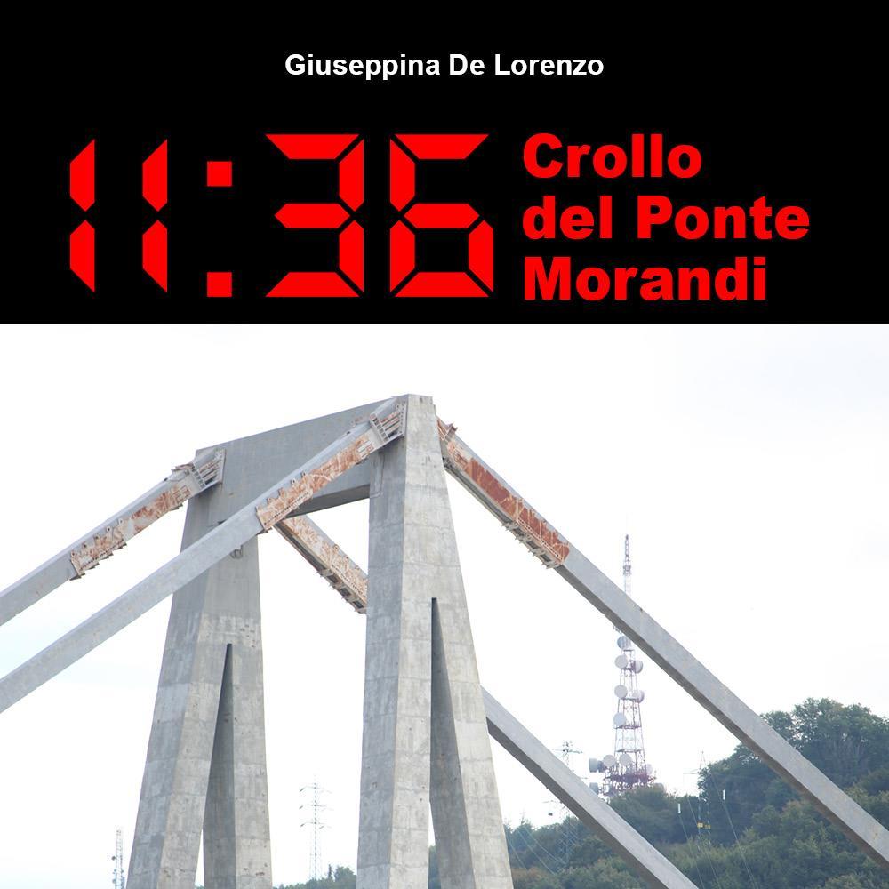 11:36 Crollo del Ponte Morandi