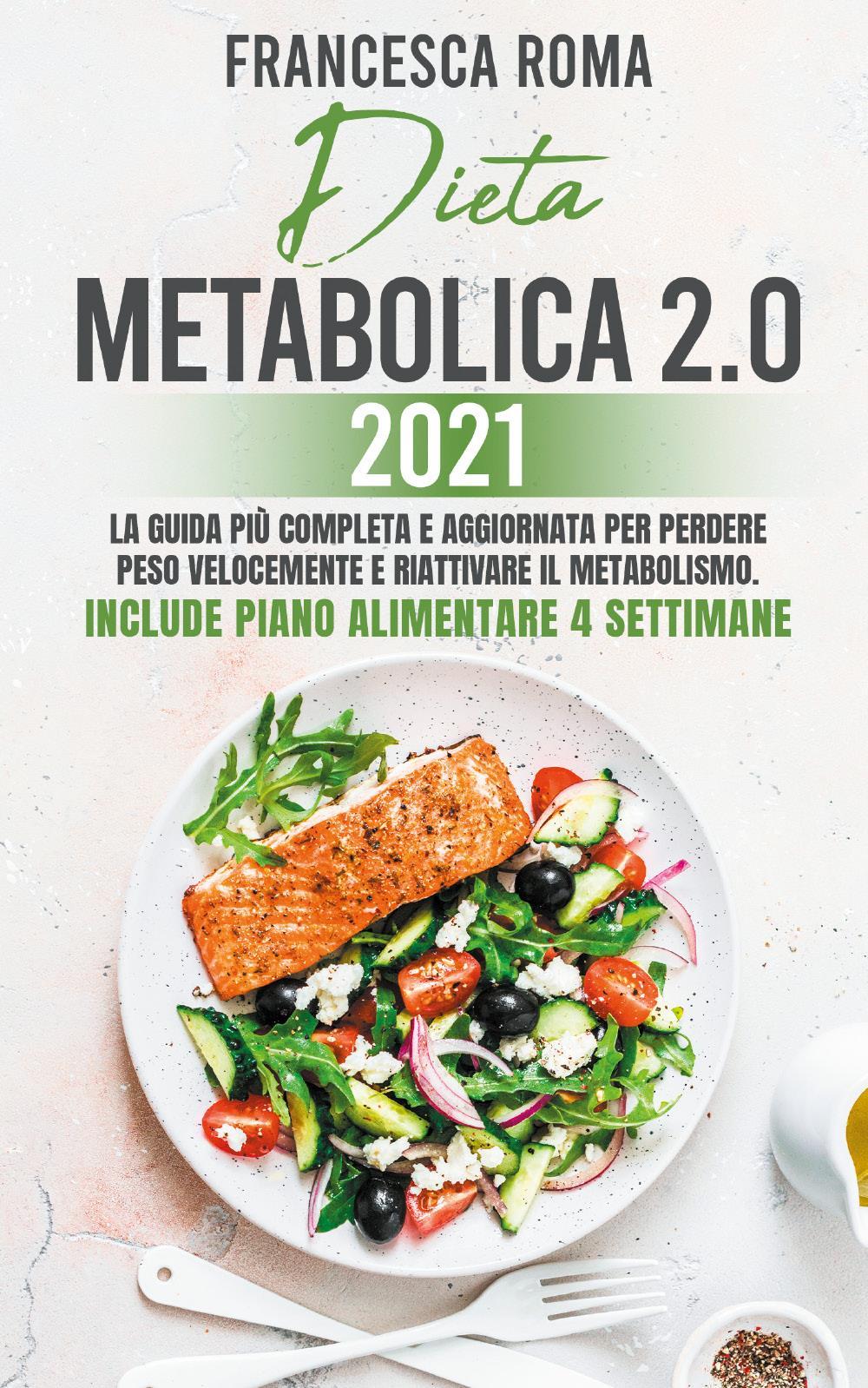 Dieta Metabolica 2.0 2021