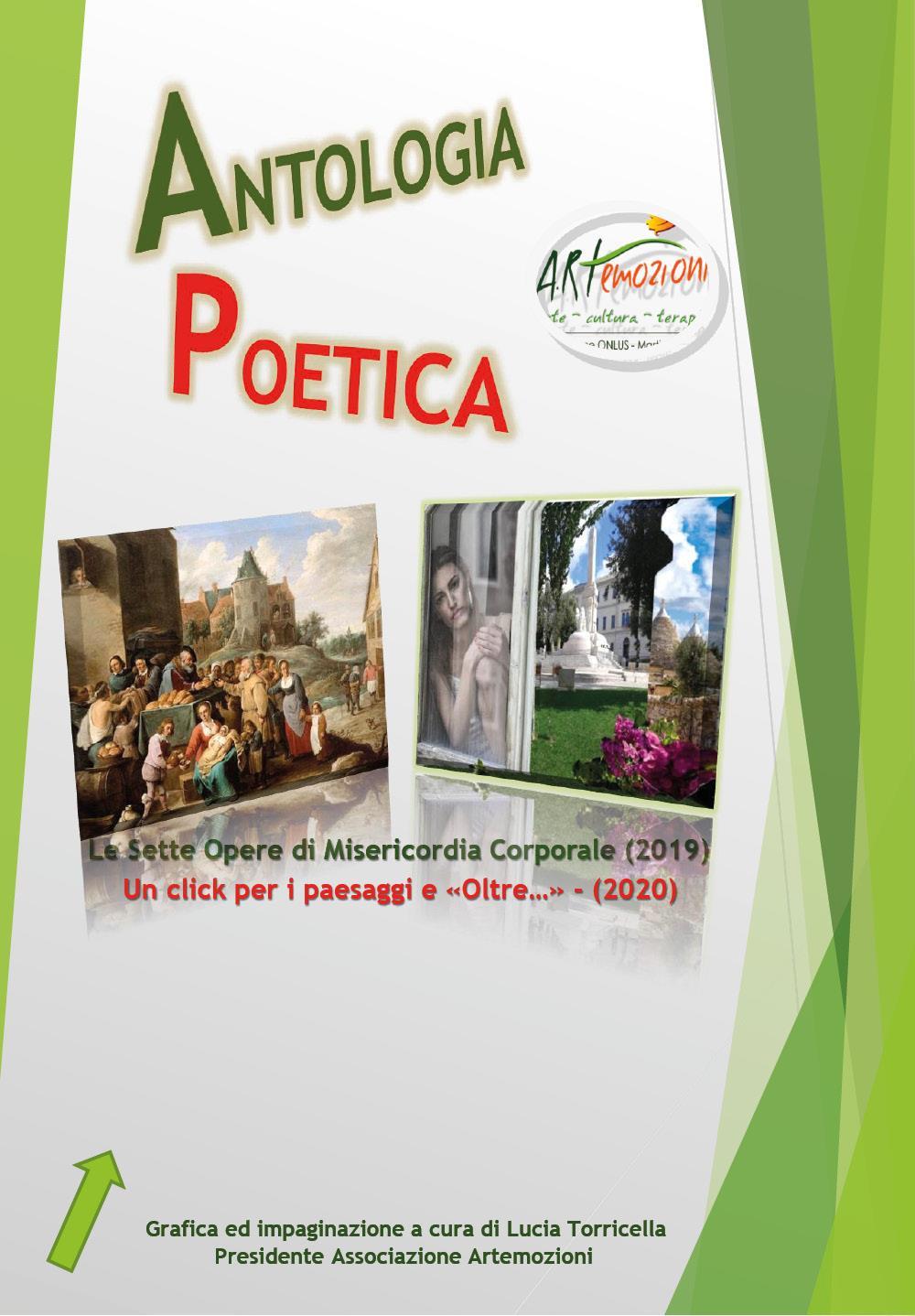 Antologia poetica (Biennale 2019-2020)