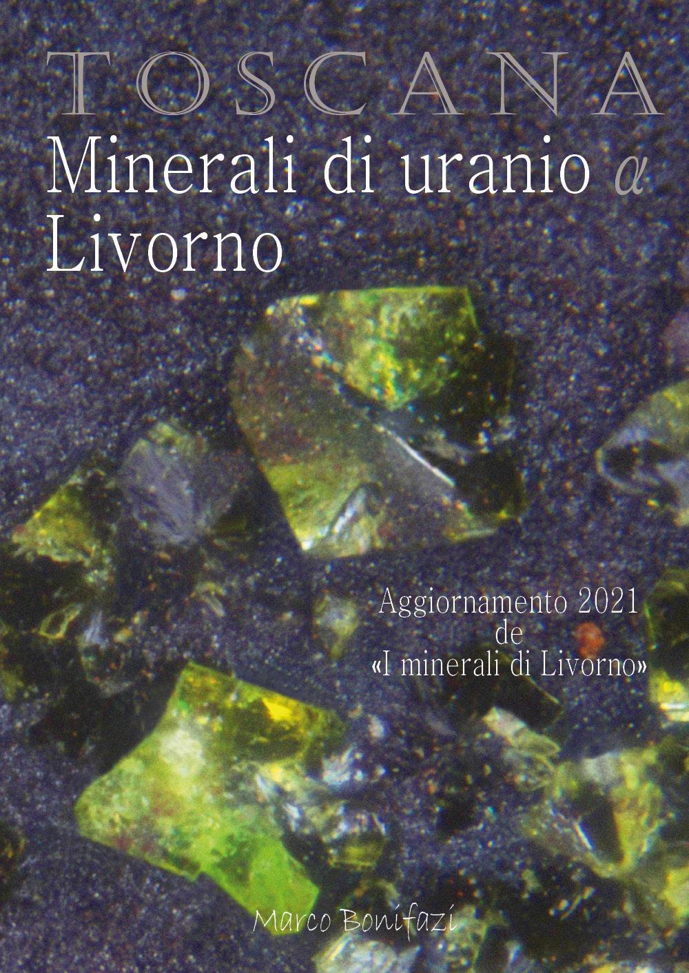 TOSCANA Minerali di uranio a Livorno