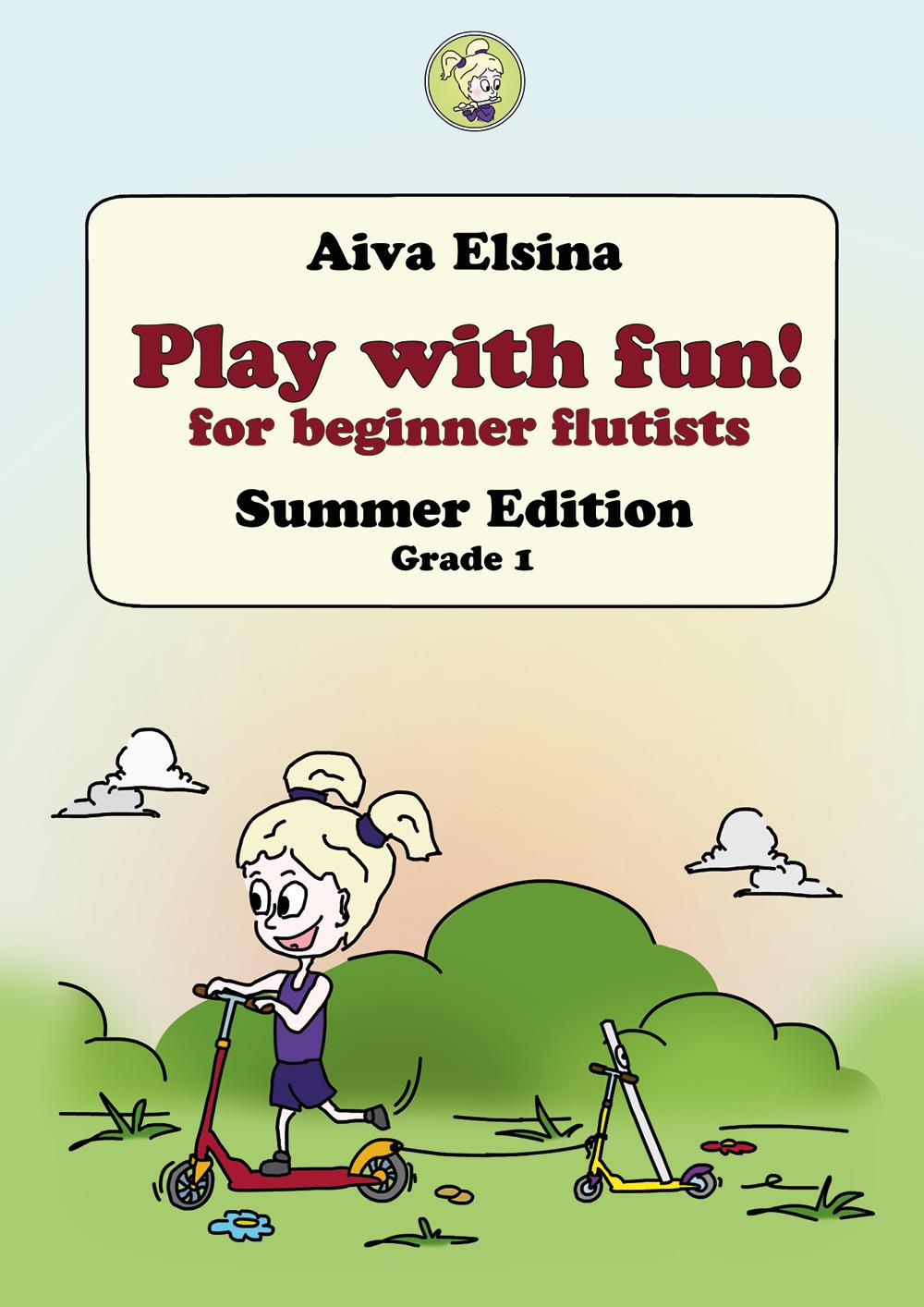 Play with fun. Summer edition. Grade 1