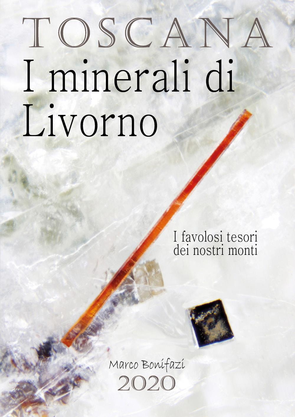 Toscana. I minerali di Livorno