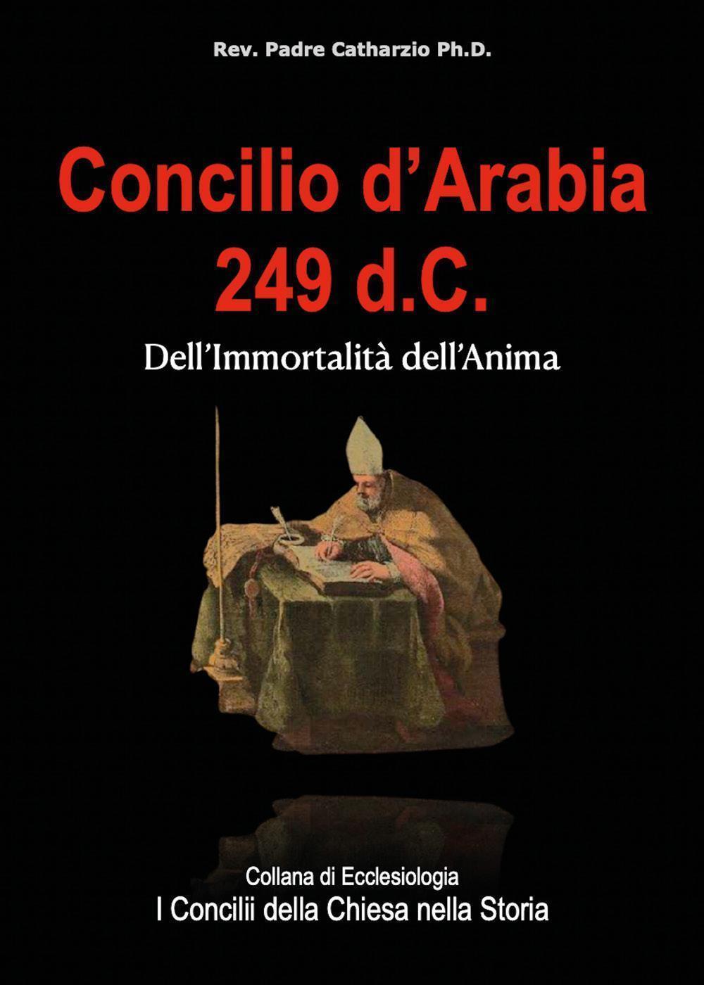 Concilio d'Arabia 249 d.C.