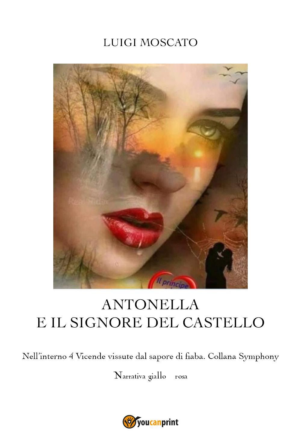 Antonella e il signore del castello