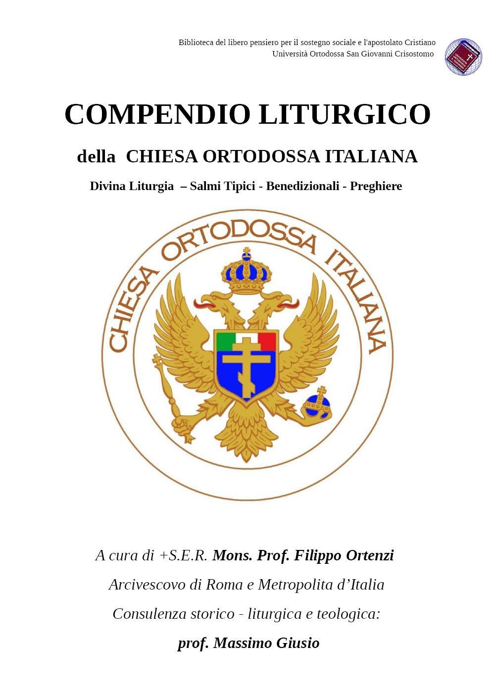 Compendio Liturgico