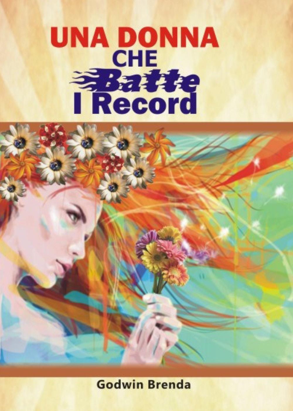 Una donna che batte i record
