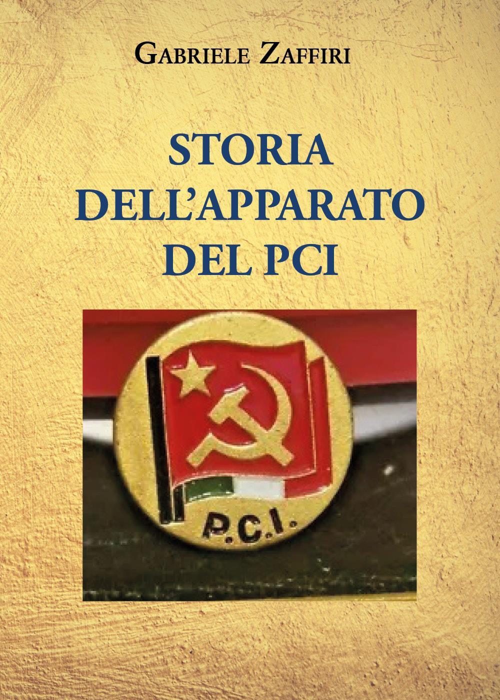 Storia dell'Apparato del P.C.I.