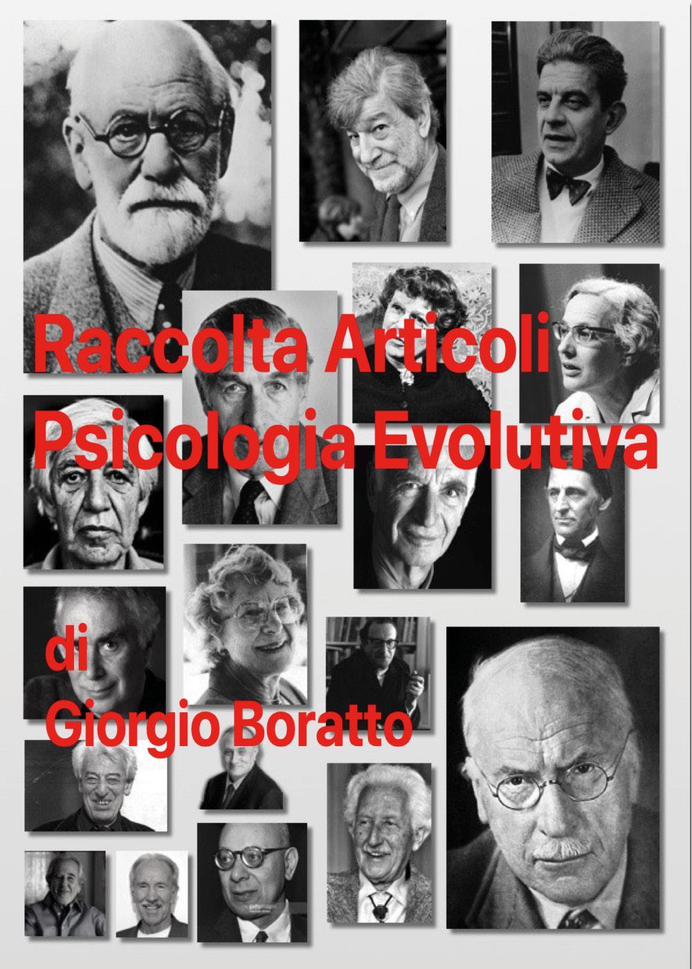 Raccolta articoli Psicologia Evolutiva