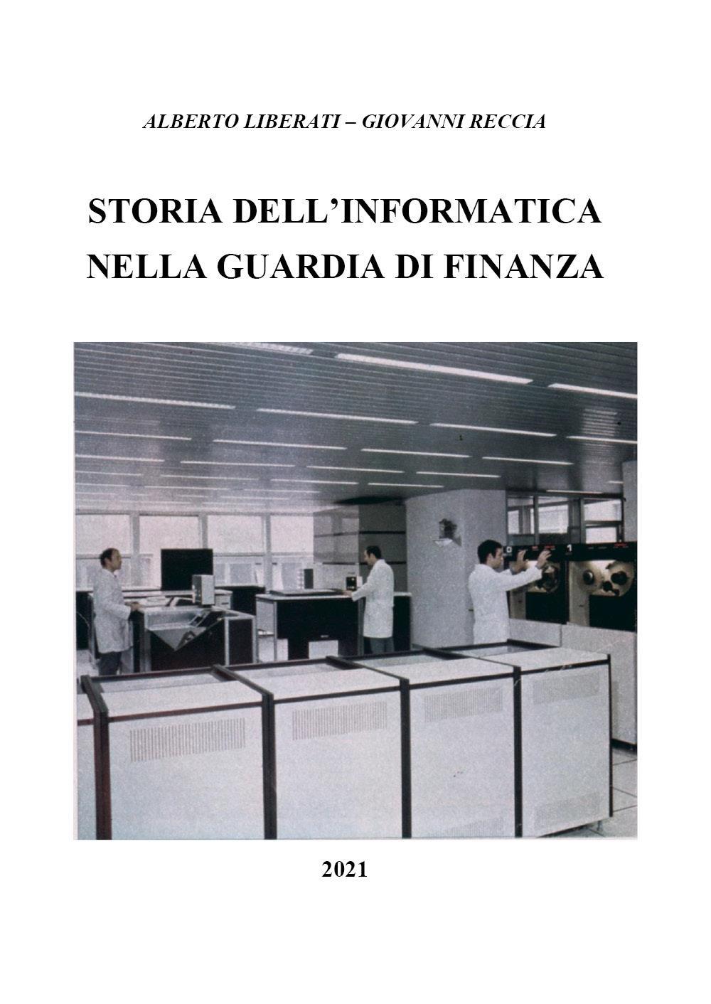 Storia dell'Informatica nella Guardia di Finanza