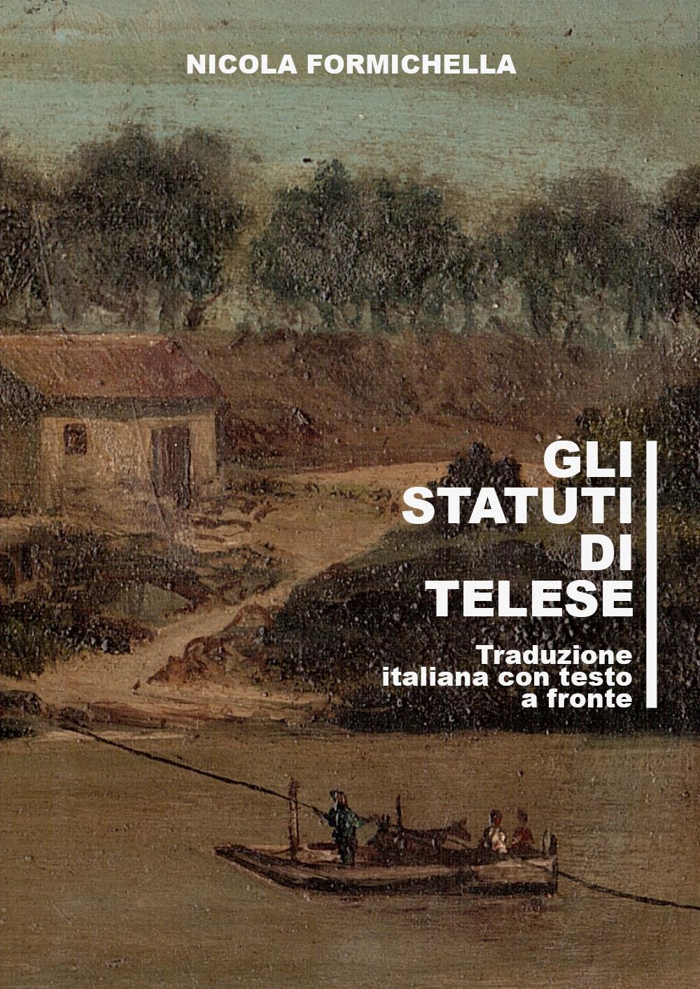 Gli Statuti di Telese