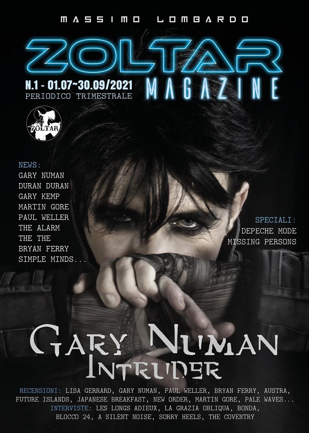 Zoltar Magazine N.1
