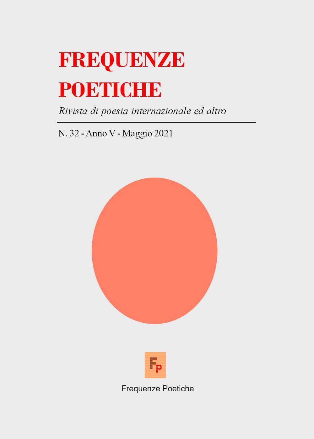 Frequenze Poetiche n. 32