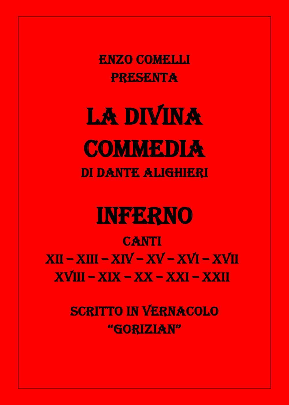 La Divina Commedia II