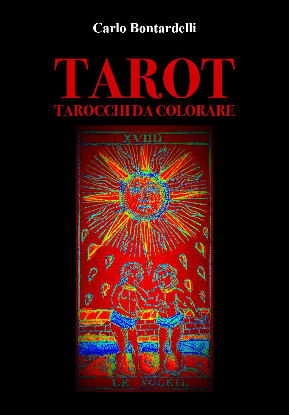 TAROT. Tarocchi da colorare