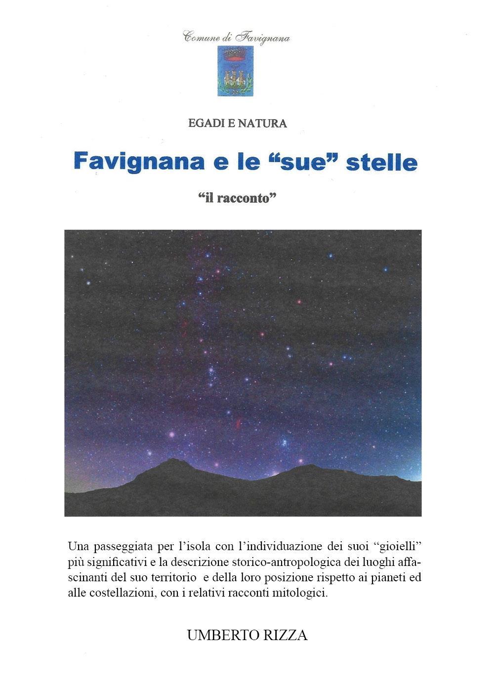 """Favignana e le """"sue"""" stelle - """"Il Racconto"""""""