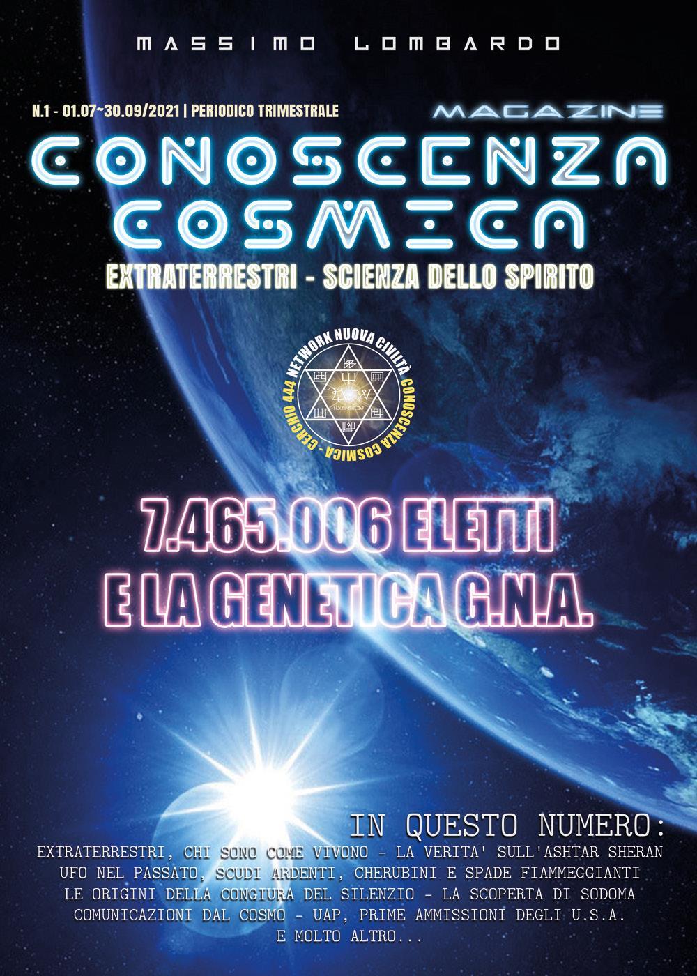Conoscenza Cosmica Magazine N.1