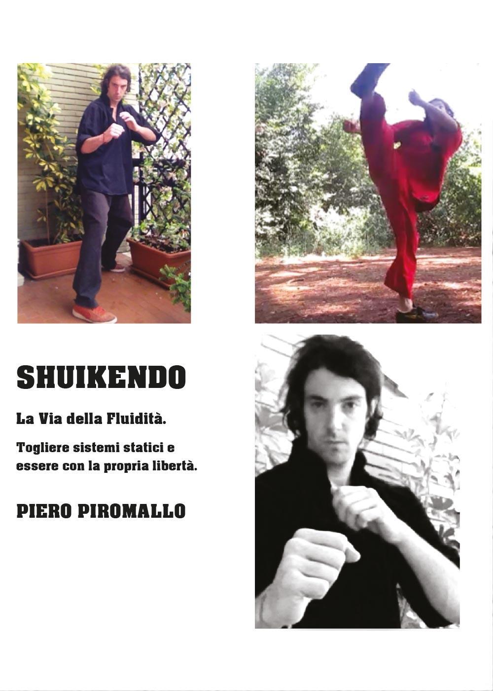 Shukendo metodo di combattimento della fluidità