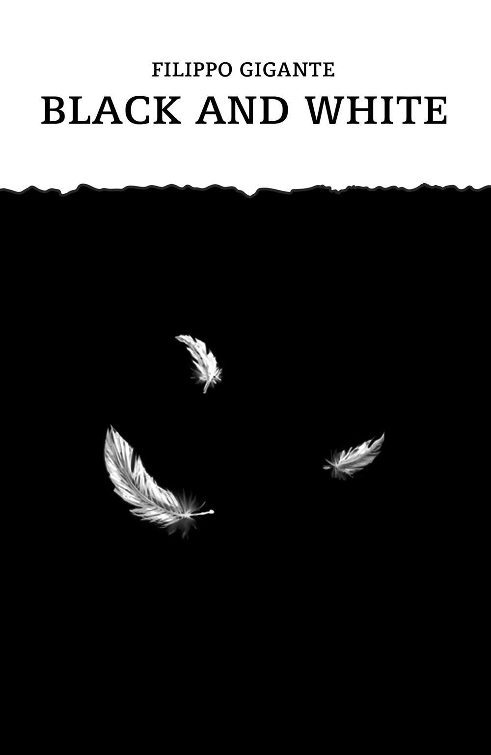Black and white. Translated by Anita Kubaisi