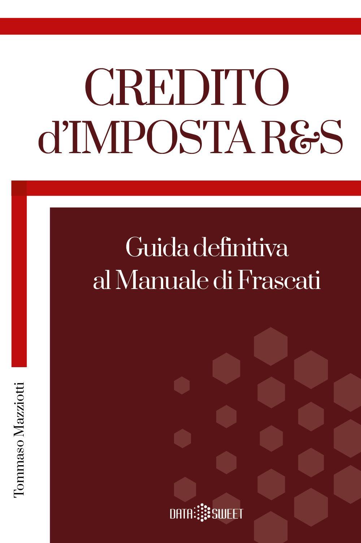 CREDITO D'IMPOSTA R&S