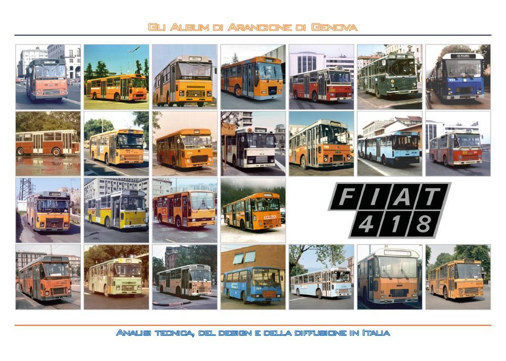 FIAT 418-Analisi tecnica, del design e della diffusione in Italia