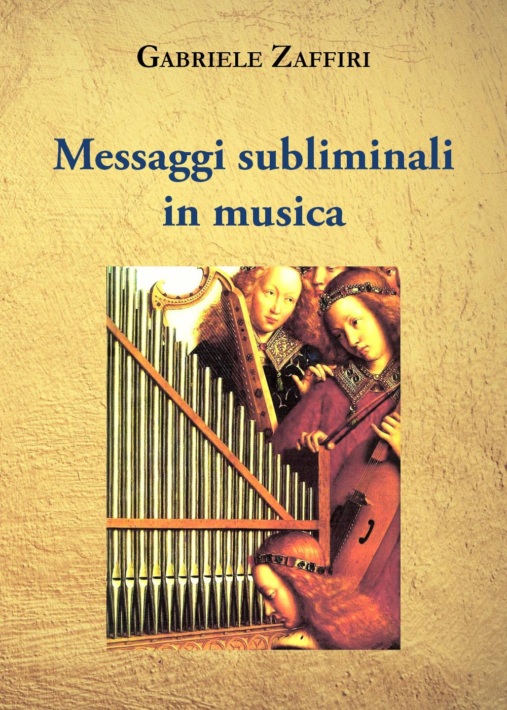 Messaggi subliminali in musica