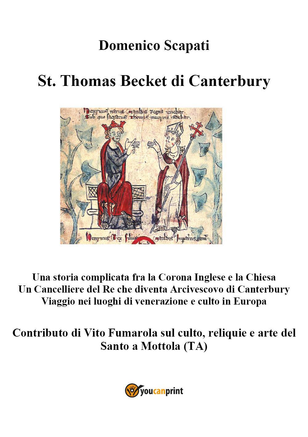 St. Thomas Becket di Canterbury