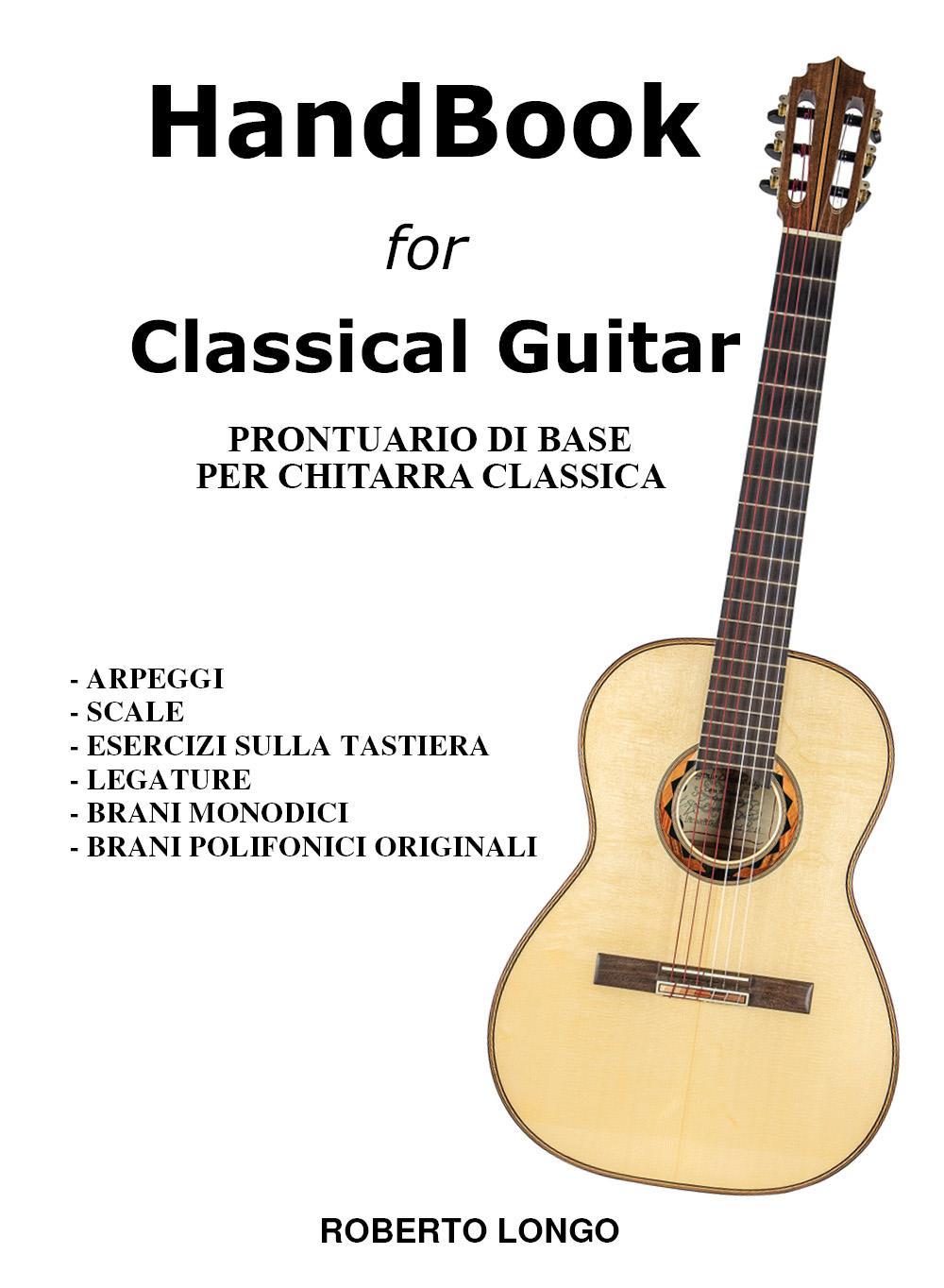 HANDBOOK for Classical Guitar