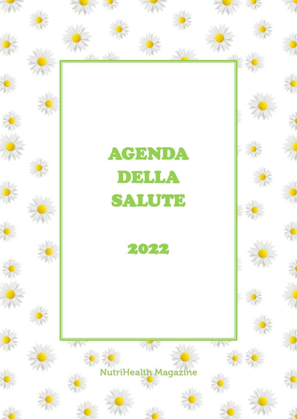 Agenda della Salute 2022