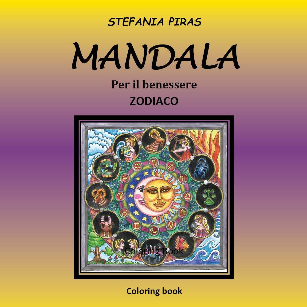 Mandala per il benessere - Zodiaco