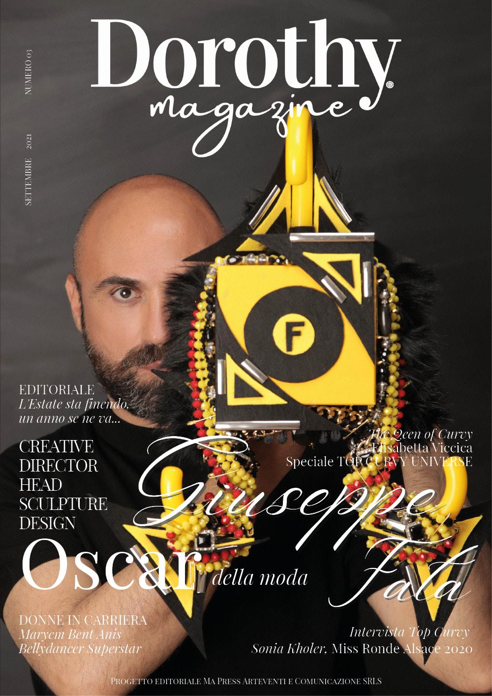 Dorothy Magazine N° 03 Settembre 2021